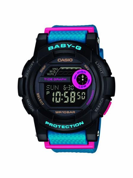 Ladies' Casio Baby-G Alarm Chronograph Watch BGD-180-2EF