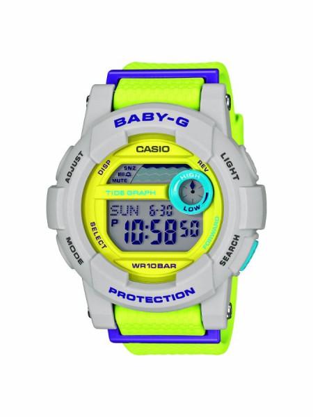 Ladies' Casio Baby-G Alarm Chronograph Watch BGD-180-3ER