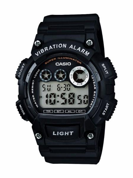CASIO MEN'S CLASSIC VIBRATION ALARM CHRONOGRAPH WATCH