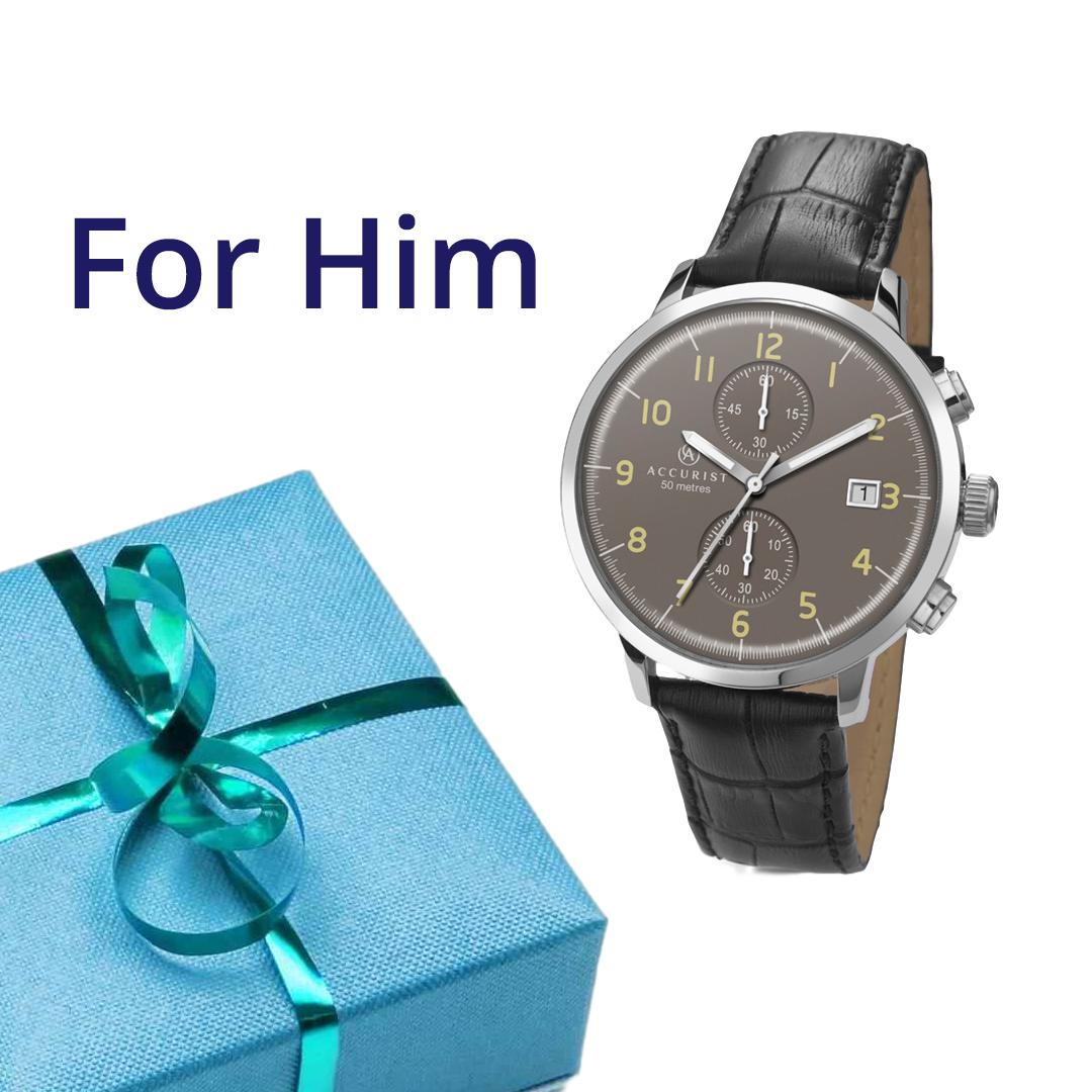 For Him - Accurist Chrono 7097