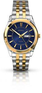 Sekonda Men's Classic Two-Tone Bracelet Watch