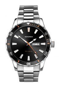 Sekonda Men's Stainless Steel Bracelet Sports Watch