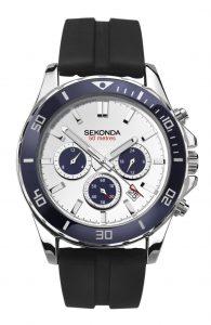 Sekonda Men's Dual-Time Sports Watch