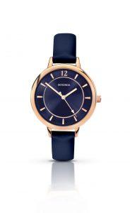Sekonda Editions Ladies' Dark Blue Strap Watch