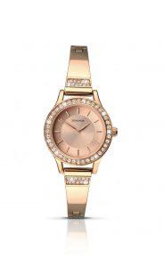 Sekonda Ladies' Rose Gold Bracelet Dress Watch