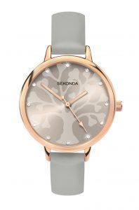 Sekonda Ladies' Editions Tree of Life Design Grey Watch