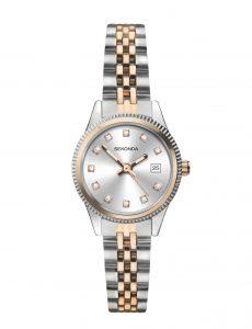 Sekonda Ladies' Classic Two-Tone Bracelet Watch