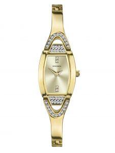 Sekonda Ladies' Gold Plated Bracelet Dress Watch