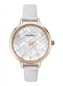 Sekonda Ladies' Editions Rose Gold Plated Watch